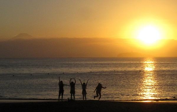 fuji sunset love.jpg